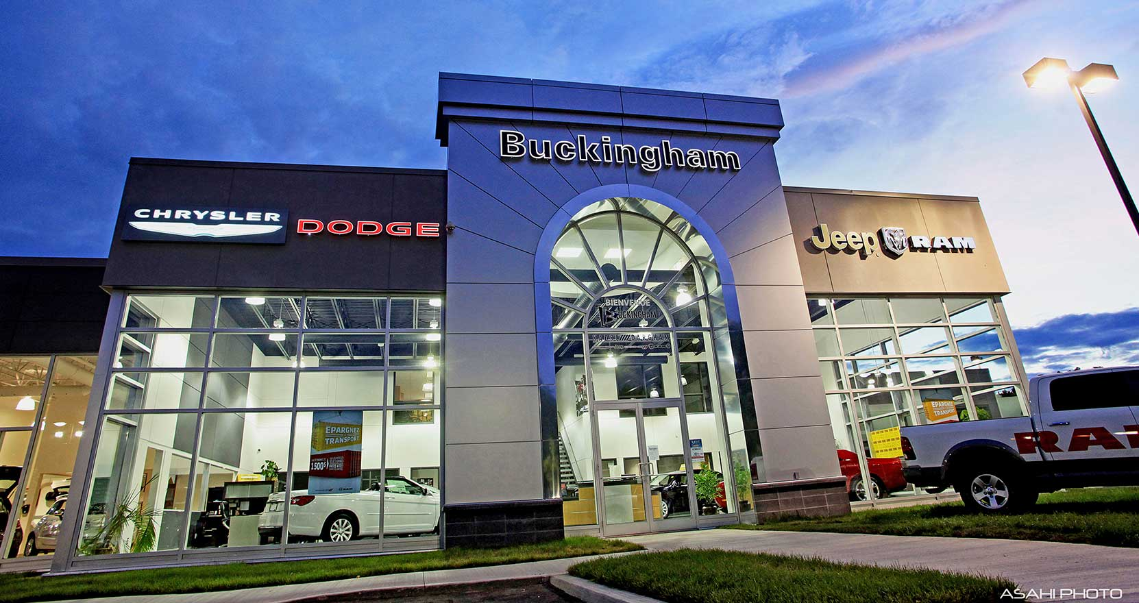 BUCKINGHAM CHRYSLER JEEP DODGE